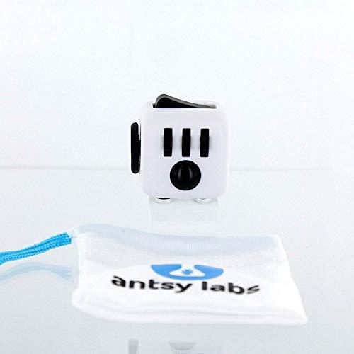 Antsy Labs Original Fidget Cube Dice (Black & White) by Antsy Labs (Image #6)