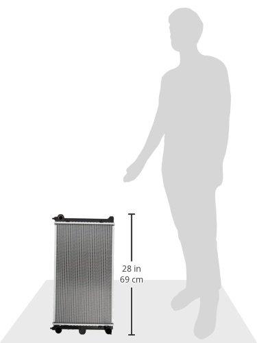 Nissens 65152A Radiateur refroidissement du moteur