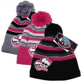 Monster High Winter Mütze Ski Mütze Bommel Mütze EDEL (Bitte die Farbe per Email mitteilen)