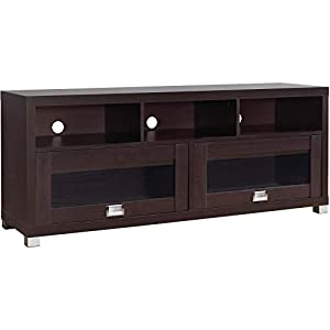 """Wood Home Classic TV Stand Home Entertainment Media Center Flat Screen TV Table Wooden Storage Cabinet TV Cabinet Durable Armoire Console Media Console Furniture 65"""""""