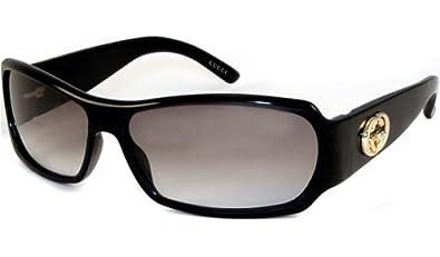 Amazon.com: Gucci 2935, GG 2935/S 584 Negro de plástico ...