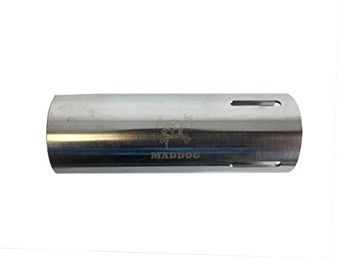 Maddog High Performance Stainless Steel Cylinder - Ported