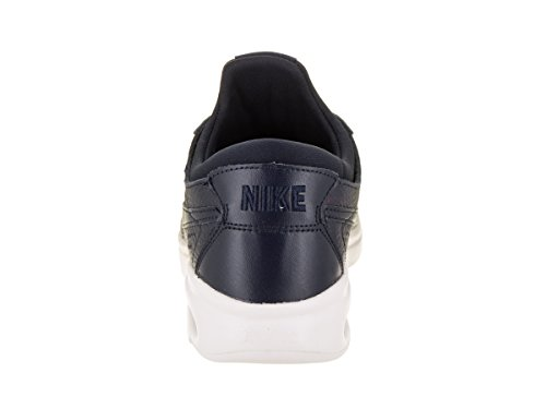 Nike Mænds Sb Air Max Bruin Damp L Skate Sko Obsidian / Obsidian-sort 8fwSgaeC