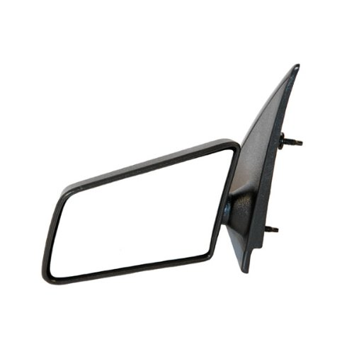 1994-2004 Chevy/Chevrolet S10 & GMC S15 Sonoma Pickup Truck 1994-1995 Blazer, Jimmy Manual Standard Type Non-Folding (with small 3x5 Glass) Black Textured Rear View Mirror Left Driver Side (1994 94 1995 95 1996 96 1997 97 1998 98 1999 99 (Gmc Sonoma Pickup Manual)