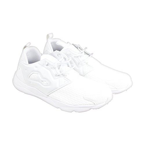 Reebok Men's Furylite Fashion Sneaker, White, 9 M US