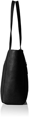 ESPRIT 107ea1o027 - Shoppers y bolsos de hombro Mujer Negro (Black)