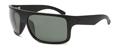 Otis Sunglasses EL CAMINO Mineral Glass (matte black / mineral polarized grey lens, one - Glasses Otis