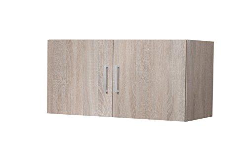 WILMES 49106-80 0 80 Mehrzweckschrank Holzwerkstoff, sonoma eiche, 39 x 80 x 40 cm