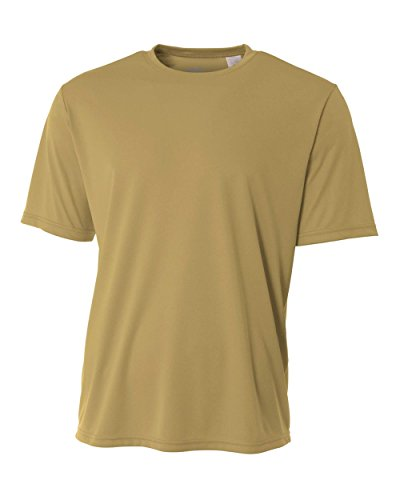 A4 Adult Solid Performance T Shirt product image