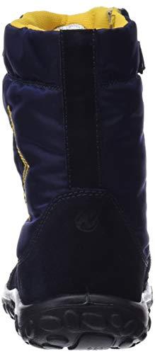 Naturino Bleu Snowbord Bottes Bleu garçon 0c01 bébé rwrqRCnS