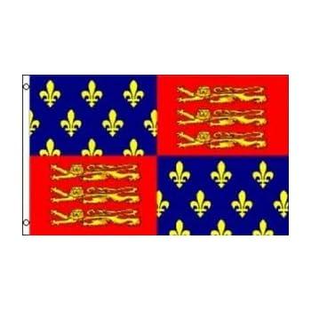 3/'x5/' Queen Elizabeth I Flag UK British Royal Coat Of Arms Monarchy England 3x5