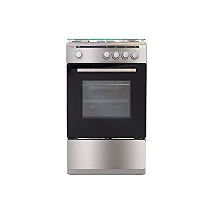 Conjunto de cocina TELEFUNKEN 14TLK5040GX 85 x 50 x 50 cm gas 4 ...