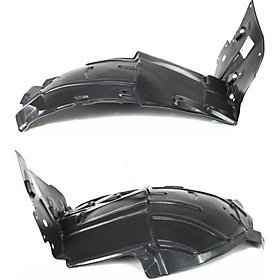 Used, G35 03-07 FRONT SPLASH SHIELD RH, Front Section, Coupe for sale  Delivered anywhere in USA