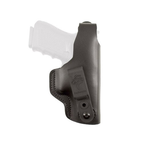 Desantis Dual Carry II Holster fits Browning BDA 380, Right Hand, Black