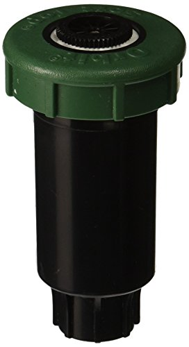 Orbit 54113 Sprinkler System 2-Inch Soft Top Pop-Up Spray Head with 10-15-Foot Coverage In Partial To Full Circle