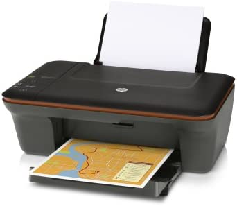 HP Deskjet 2050A All-in-One - Multifunción (impresora / copiadora / escáner) - color
