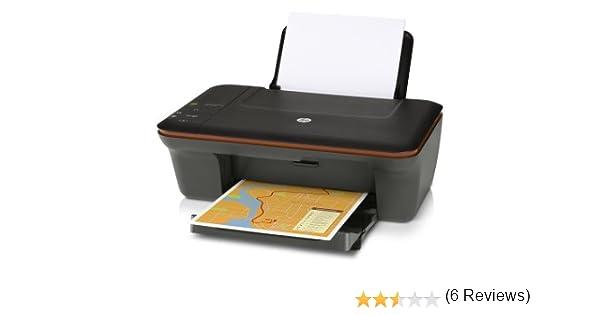 HP Deskjet 2050A All-in-One - Multifunción (impresora / copiadora ...