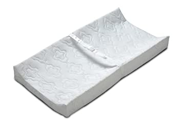 Amazon Com Basic Comfort Contoured Changing Pad By Summer Infant