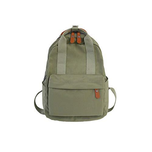 Hot sales NRUTUP Women's Fashion Bag Waterproof Backpack Simple Campus Backpack (Keen Tote Bag)