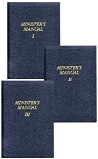 amazon com 2 minister s manuals ii 9780882435480 gospel rh amazon com Assemblies of God Doctrine Assembly of God Jobs
