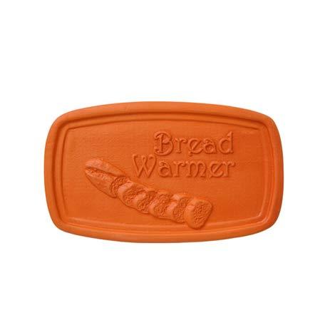 (JBK Terra Cotta 5 x 3 Inch Bread Warmer Tile)