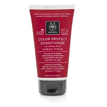 Buy Apivita Color Protect Conditioner with Sunflower   Honey (For Colored  Hair) 150ml 4.85oz Online at Low Prices in India - Amazon.in 24712b73177