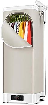 Secadora de Ropa PortáTil Máquina de Planchar a Vapor Guardarropa Percha Secadora Secadora Aire Cali