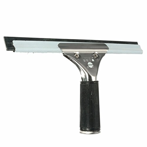 YingYing Bath and Clean Stainless Steel Squeegee Window Table Glass Blade Wiper Scraper Brush Mirror Tile Squeegee Cleaner Tool For Home Hotel