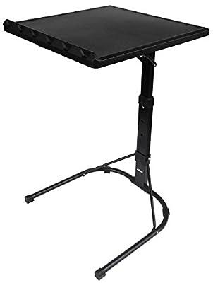 Anigu Portable Adjustable Folding Laptop Stand Desk Table