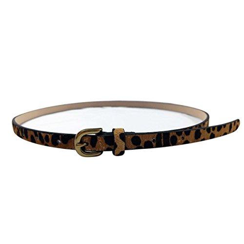 Leopard-Print-Belt-Womens-leather-Waist-Belt-Ladies-Haircalf-Belt-Casual-Waistband