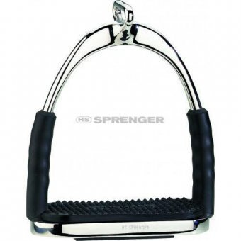 - Sprenger - System 4 Safety Stirrup with offset eye
