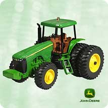2003 Hallmark John Deere Tractor