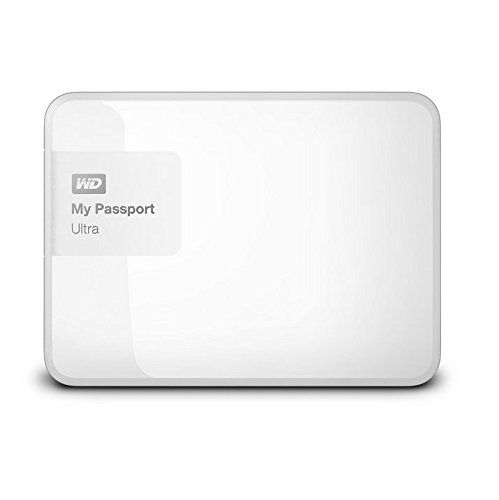 wd 1tb white my passport ultra portable external hard drive usb 3 0 wdbgpu0010bwt nesn old. Black Bedroom Furniture Sets. Home Design Ideas