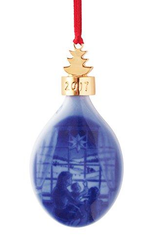 2017 Bing & Grondahl Christmas Drop, Waiting for Father