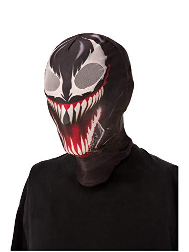 Rubie's Men's Standard Marvel Carnage Mask, Multicolor, Adult