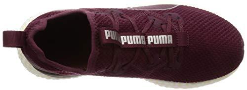 puma Hybrid 01 Running Wns Runner Scarpe Donna fig Rosso Puma Luxe Black zwdOP6Zgzq