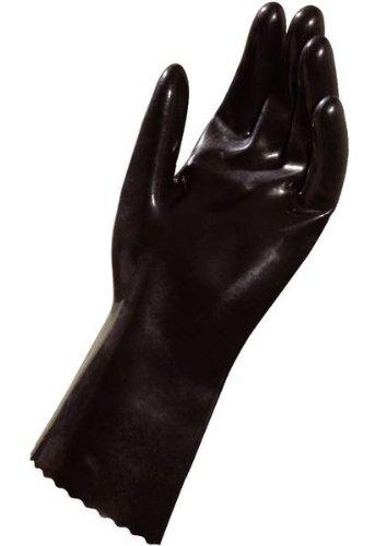 MAPA Fluonit 468 Fluoroelastomer Glove, Chemical Resistan...