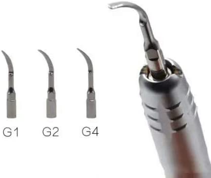 Pack of 3 Lab Air Teeth Cleaning Machine with 3 Tips 2H