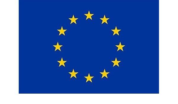 European Union EU Car Flag 12 x 16 inch