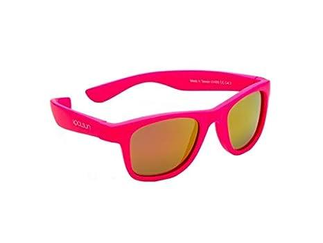 koolsun Ni/ños Gafas de sol Wave Fashion 3/+ 3 Rosa Sachet VERS piegelt Optical Clas 1 cat 100/% protecci/ón UV