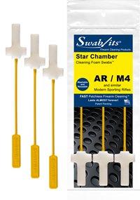 Swab-its Star Chamber Cleaning Foam Swabs