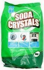 DRI-PAK SODA CRYSTALS - 1 KG by Bridge Tools