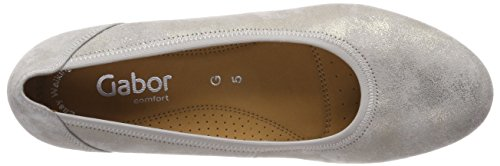 Beige Taupe Sport para Gabor Comfort Shoes Bailarinas Mujer wnTBwPpqx