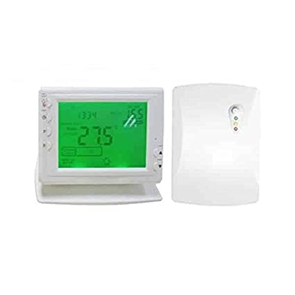 RICHMOND radiadores inalámbrico 24/7 temporizador Digital termostato para radiador eléctrico y toallero