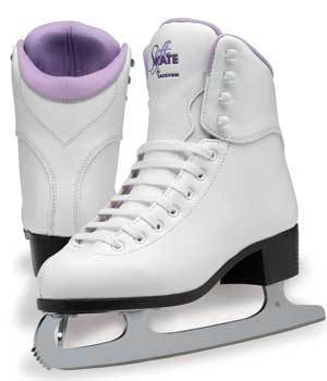 Jackson Ultima GS181 Misses Figure Skates