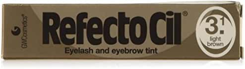 RefectoCil Cream Hair Dye (LIGHT BROWN) .5oz