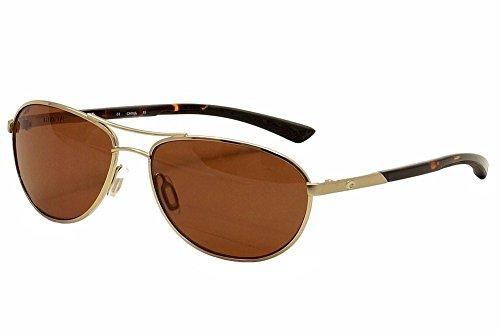Costa Del Mar KC Sunglasses, Rose Gold, Copper 580P lens by Costa Del Mar