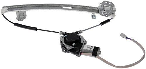Dorman 751-161 Rear Passenger Side Power Window Regulator and Motor Assembly for Select Acura - Regulator Rear Set Window
