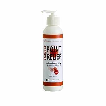 Point Relief 11-0781-1 HotSpot Gel, 8 oz Bottle