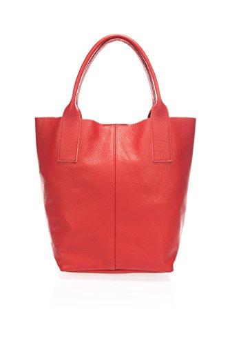 Rosso Bag Per Le Tote Giorgio Donne Multicolore Coast f6F0UqtWwt